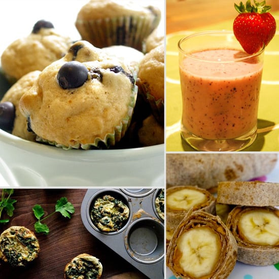 Fast Healthy Breakfast To Go  Quick Breakfasts the Go