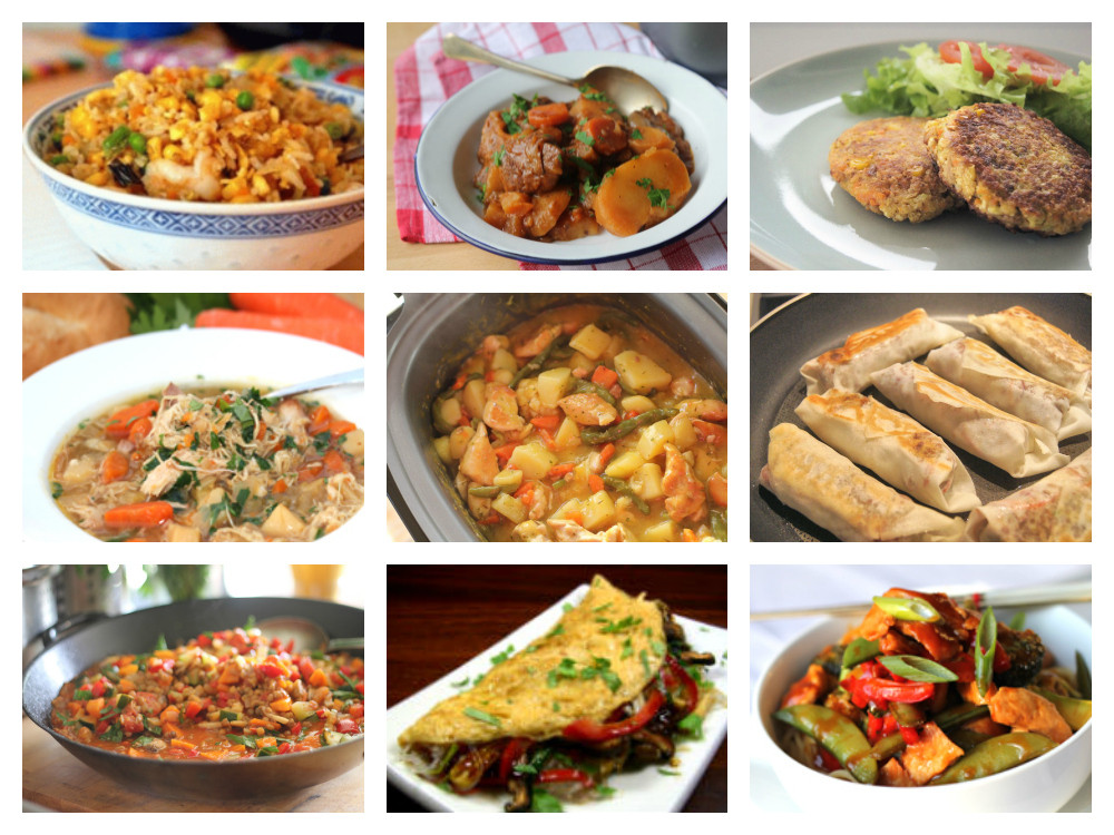 Fast Healthy Dinners For Family  fast healthy meals for chaotic days Ironmum Karla