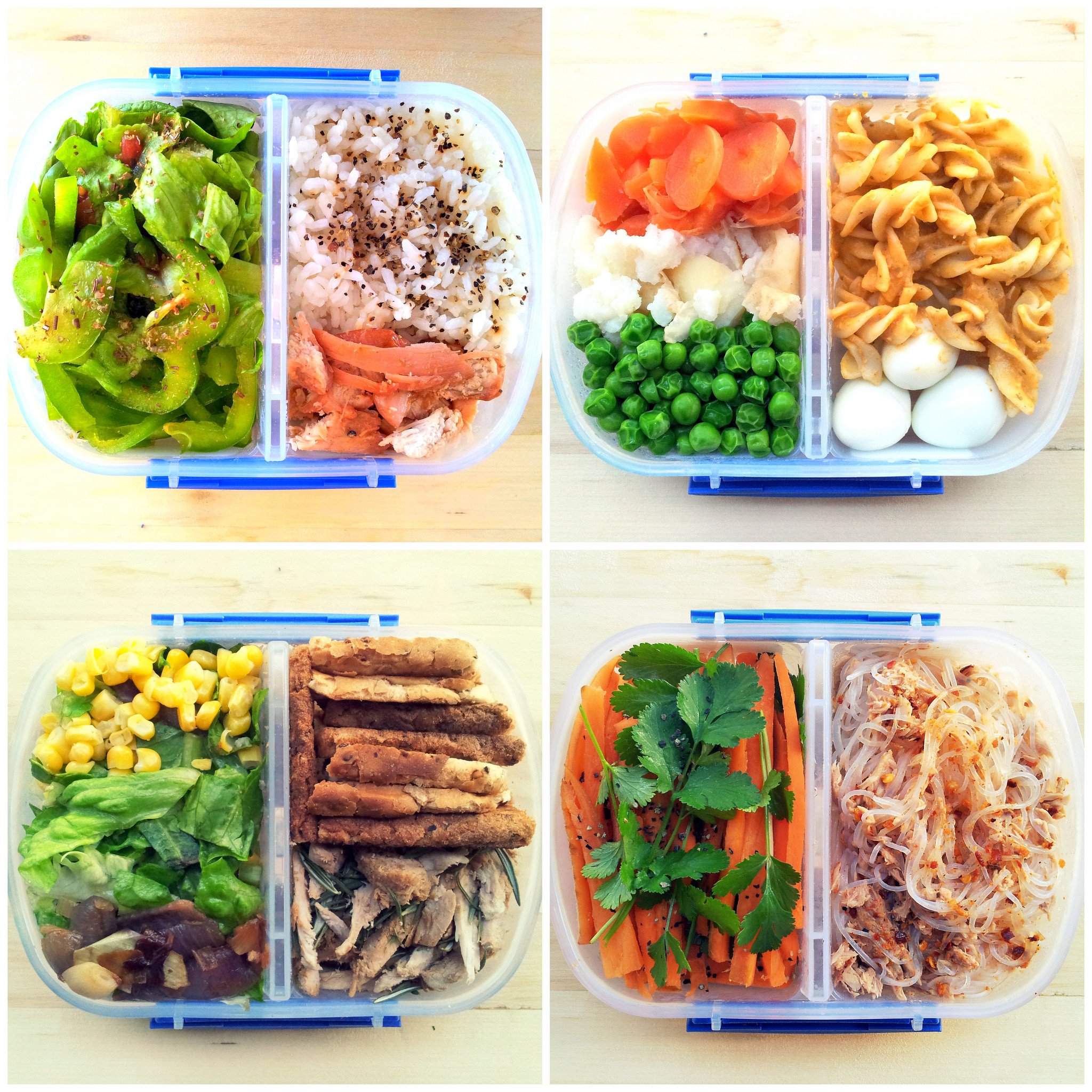 Fast Healthy Lunches For Work  How to Pack a Healthy Lunch for Work