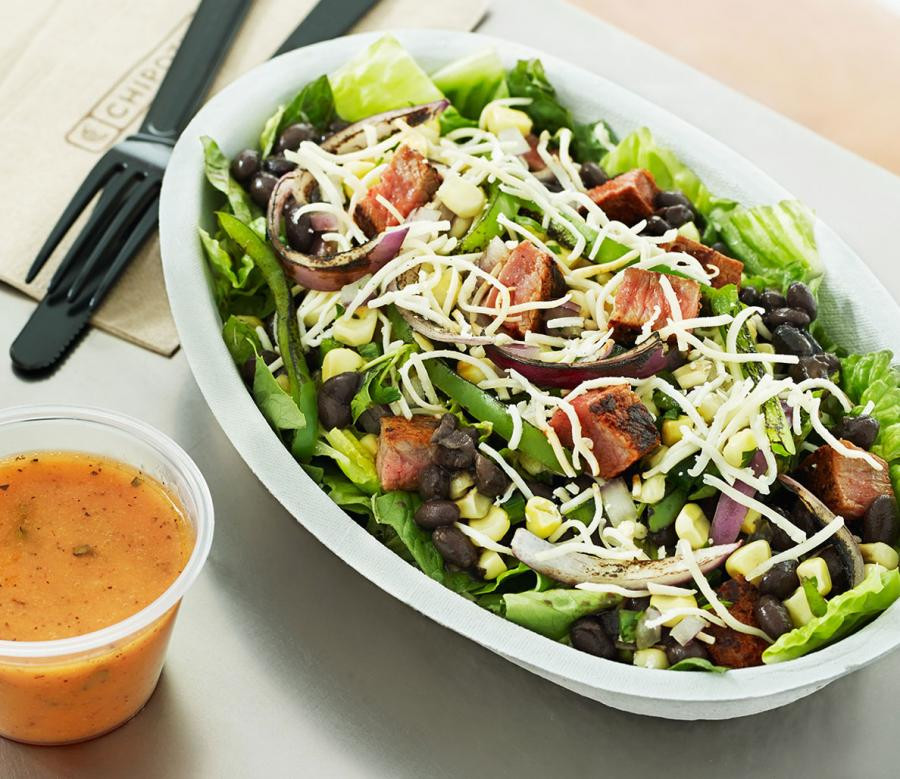 Fast Healthy Lunches  9 relatively healthy fast food lunches