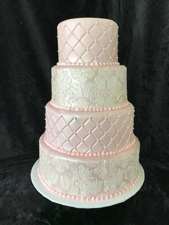 Faux Wedding Cakes  Faux fake wedding cake by CakeintheCupboard on Etsy