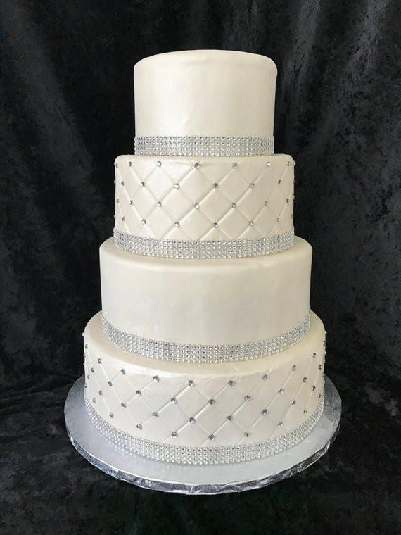 Faux Wedding Cakes  Faux fake wedding cake