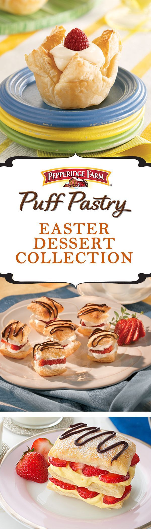 Favorite Easter Desserts  17 Best ideas about Puff Pastry Desserts on Pinterest