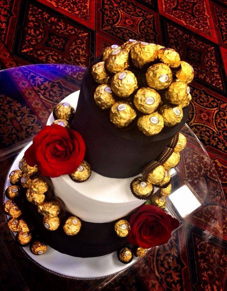 Ferrero Rocher Wedding Cakes  17 Best images about ferrero rocher on Pinterest
