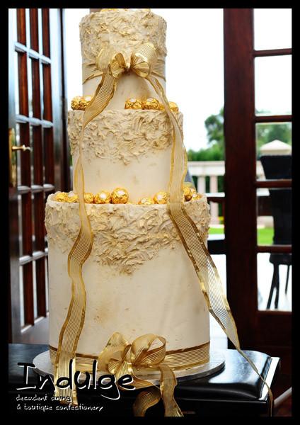 Ferrero Rocher Wedding Cakes  Indulge Confectionery Boutique