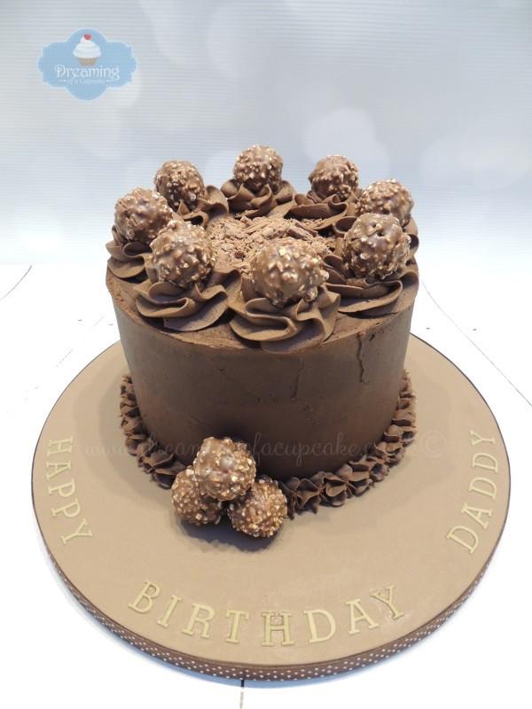 Ferrero Rocher Wedding Cakes  Dreaming of A Cupcake For Bespoke Celebration Cakes