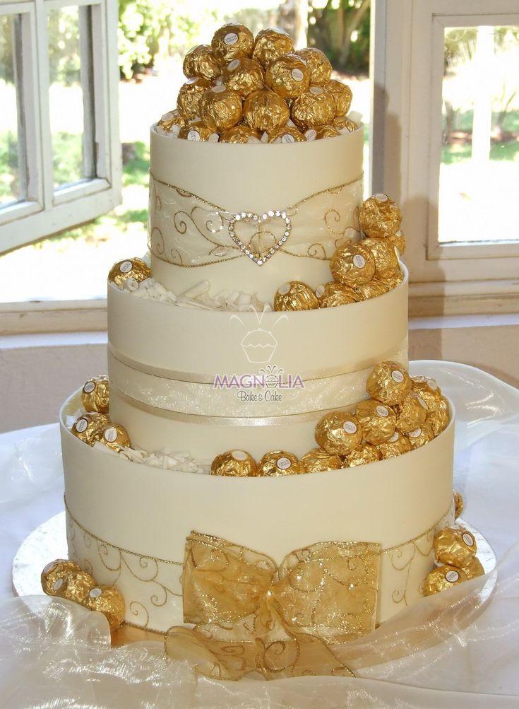 Ferrero Rocher Wedding Cakes the Best Ideas for 1000 Images About Ferrero Cake On Pinterest