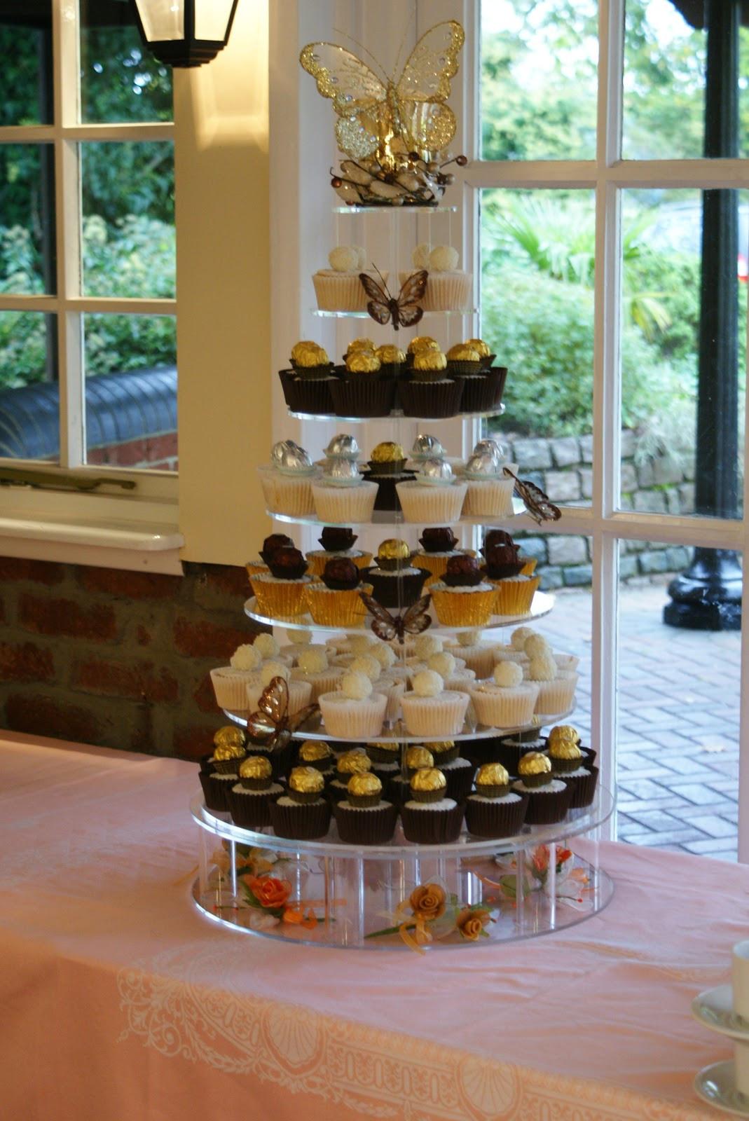 Ferrero Rocher Wedding Cakes  Ferrero rocher wedding cake idea in 2017