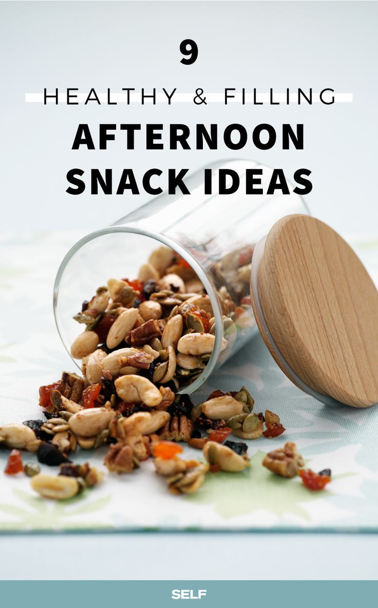 Filling Healthy Snacks  9 Simple And Filling Snacks You Can Make At Work