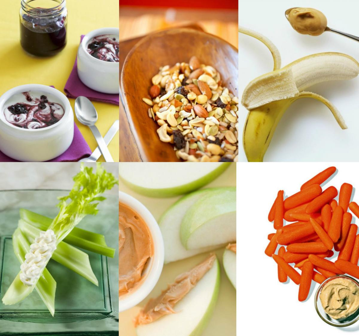 Filling Healthy Snacks  5 Healthy easy and filling snacks ideas
