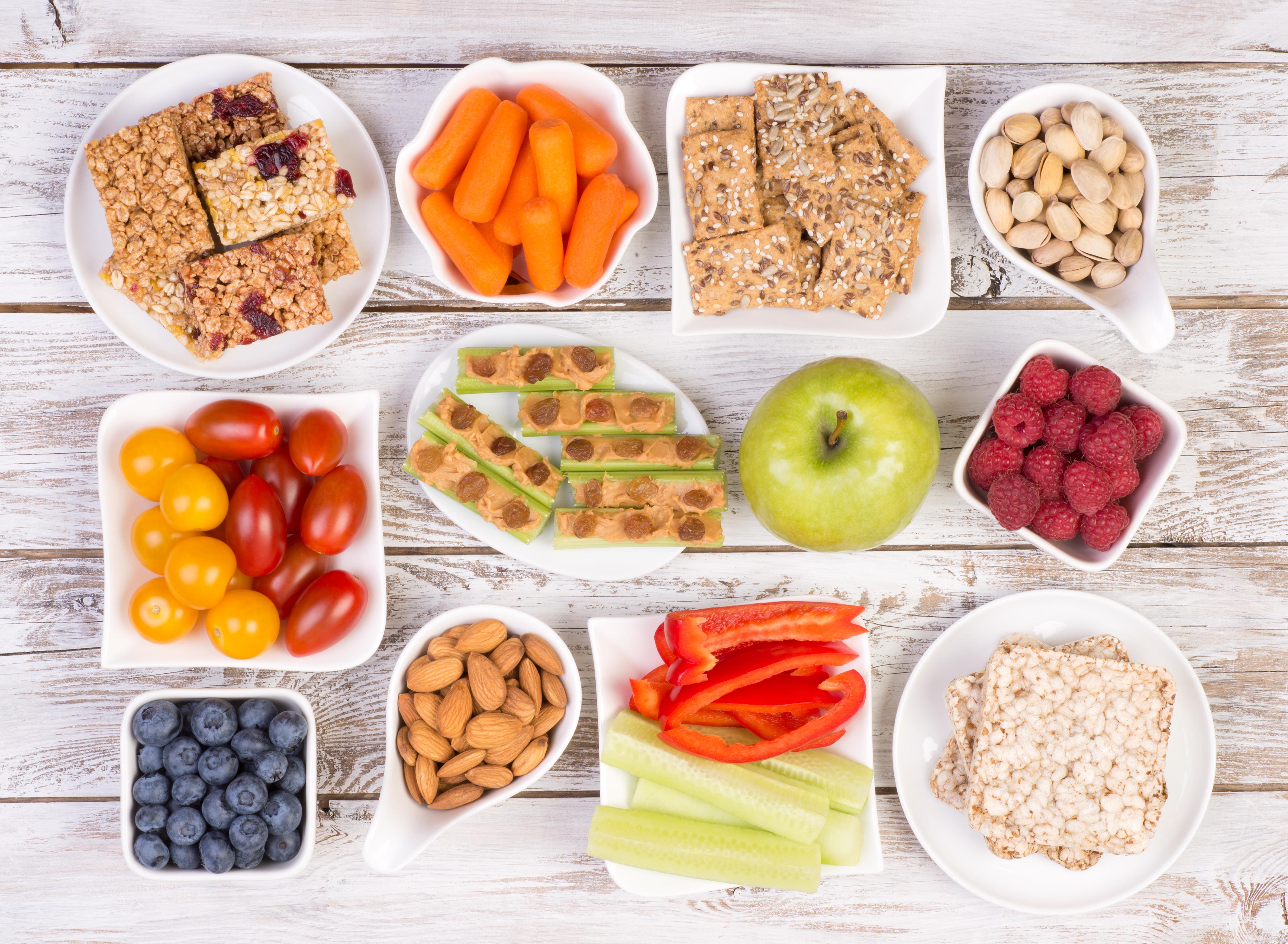 Filling Healthy Snacks  Five Filling Snacks to Help You Eat Healthy – karen sutton MD