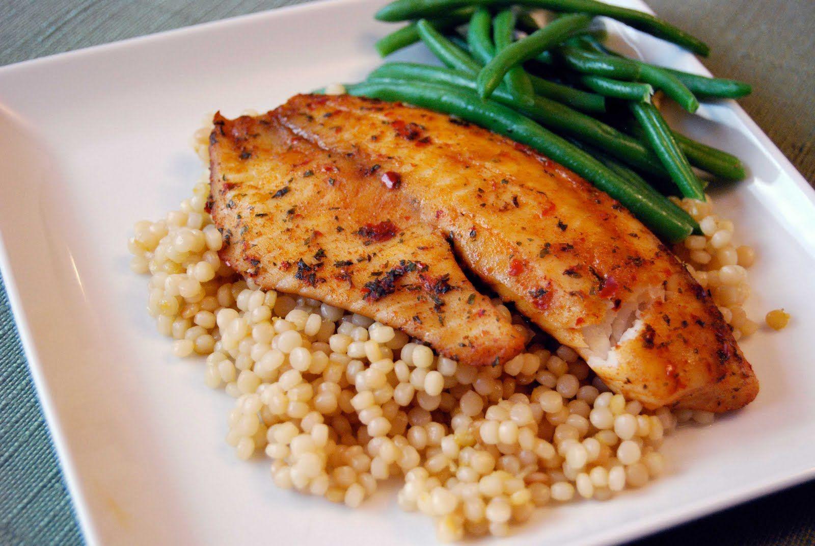 Fish Healthy Recipes  reciper