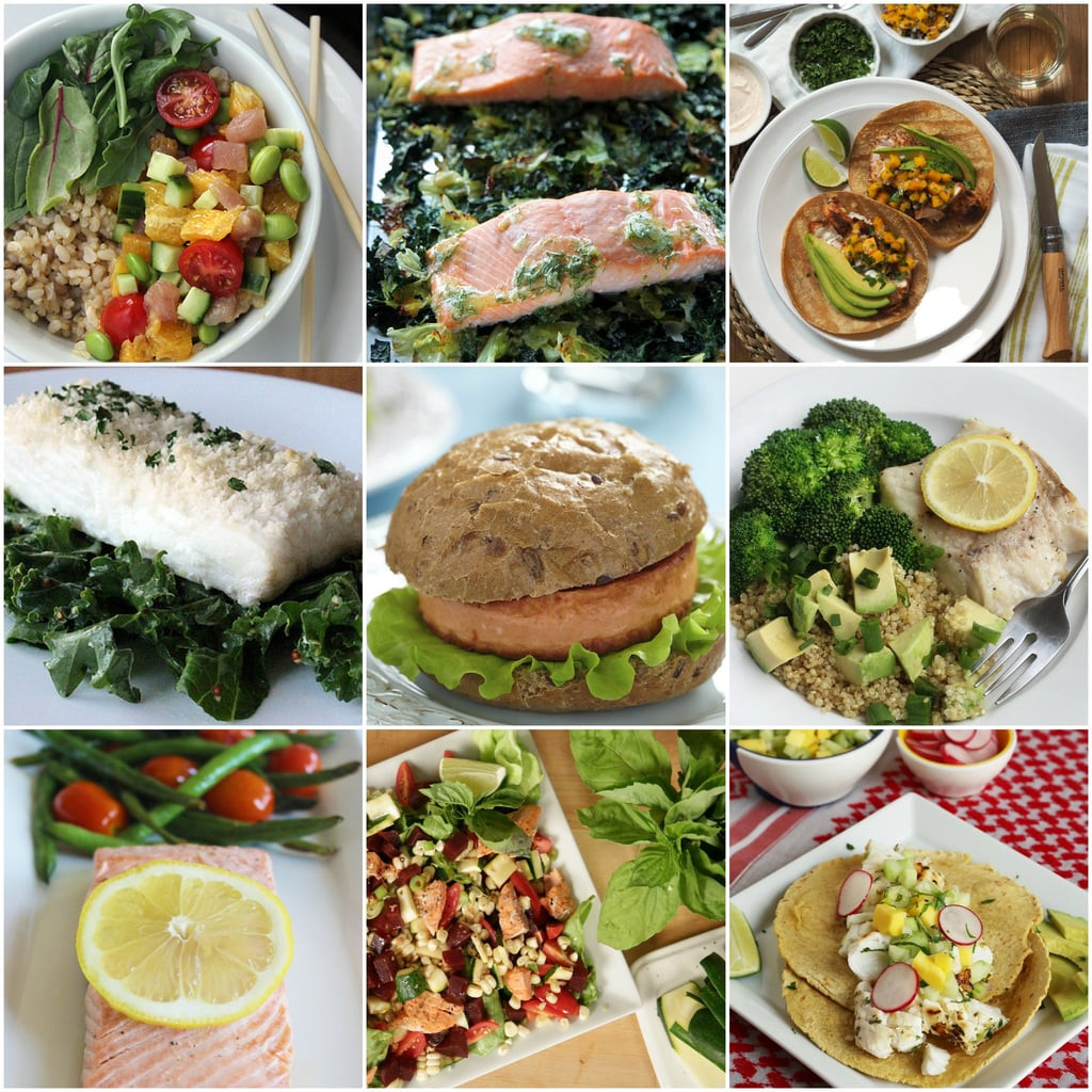 Fish Recipes Healthy  Healthy and Easy Fish Recipes