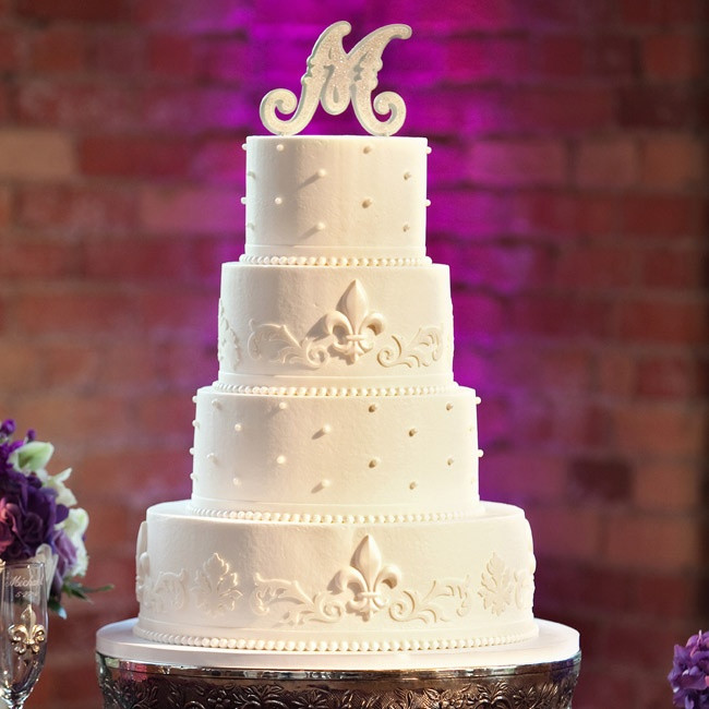 Fleur De Lis Wedding Cakes  301 Moved Permanently
