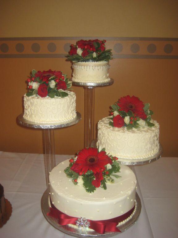 Floating Wedding Cakes  Dorothy Ann Bakery Galleries