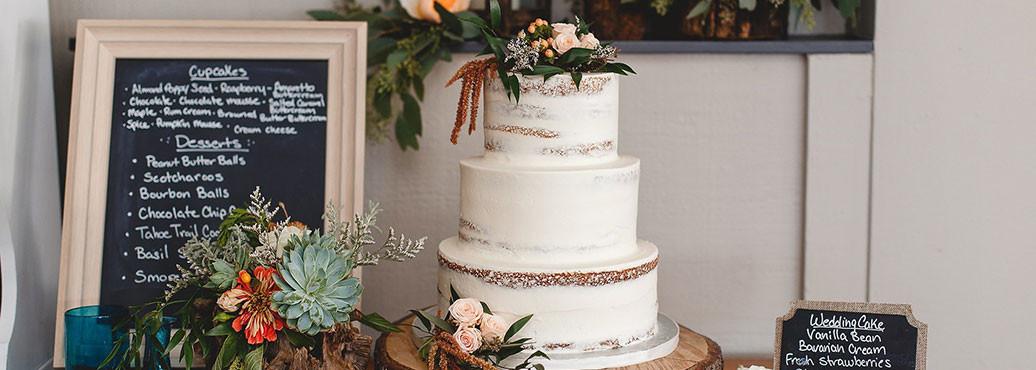 Flour Girl Wedding Cakes  Flour Girl Wedding Cakes South Lake Tahoe