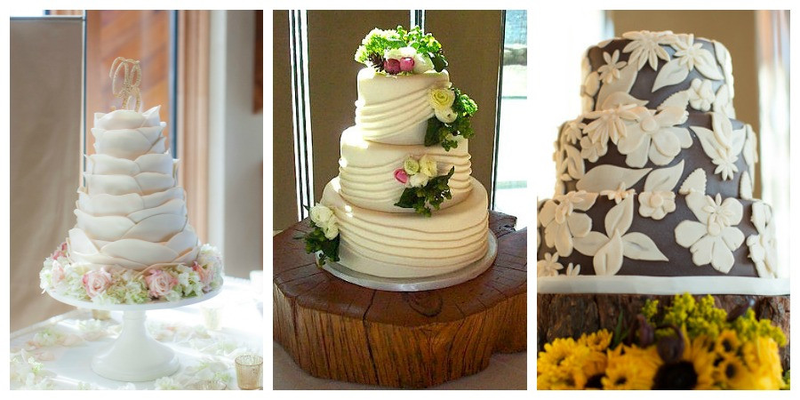 Flour Girl Wedding Cakes  Tahoe Wedding Cakes & Desserts Fearon May Events