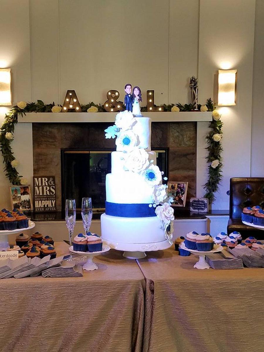Foam Wedding Cakes  Styrofoam Wedding Cake CakeCentral
