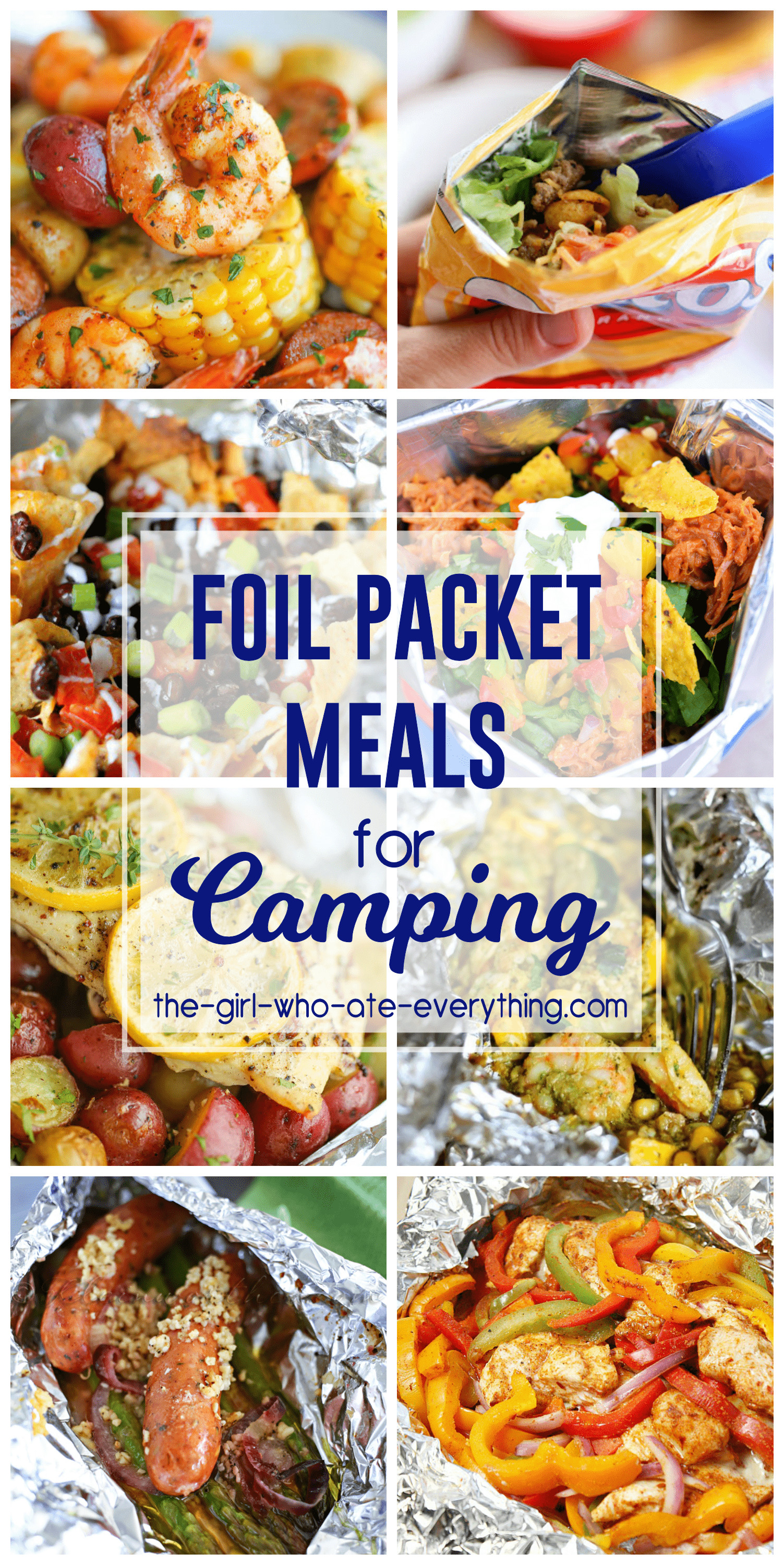 Foil Packet Dinners Camping  Foil Packet Meals for Camping The Girl Who Ate Everything