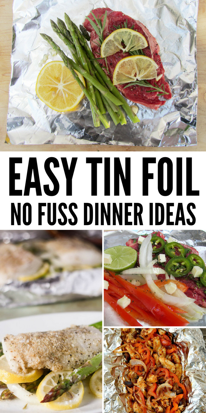 Foil Packet Dinners Camping  Tin Foil Packet Dinners to You Need to Try Tonight