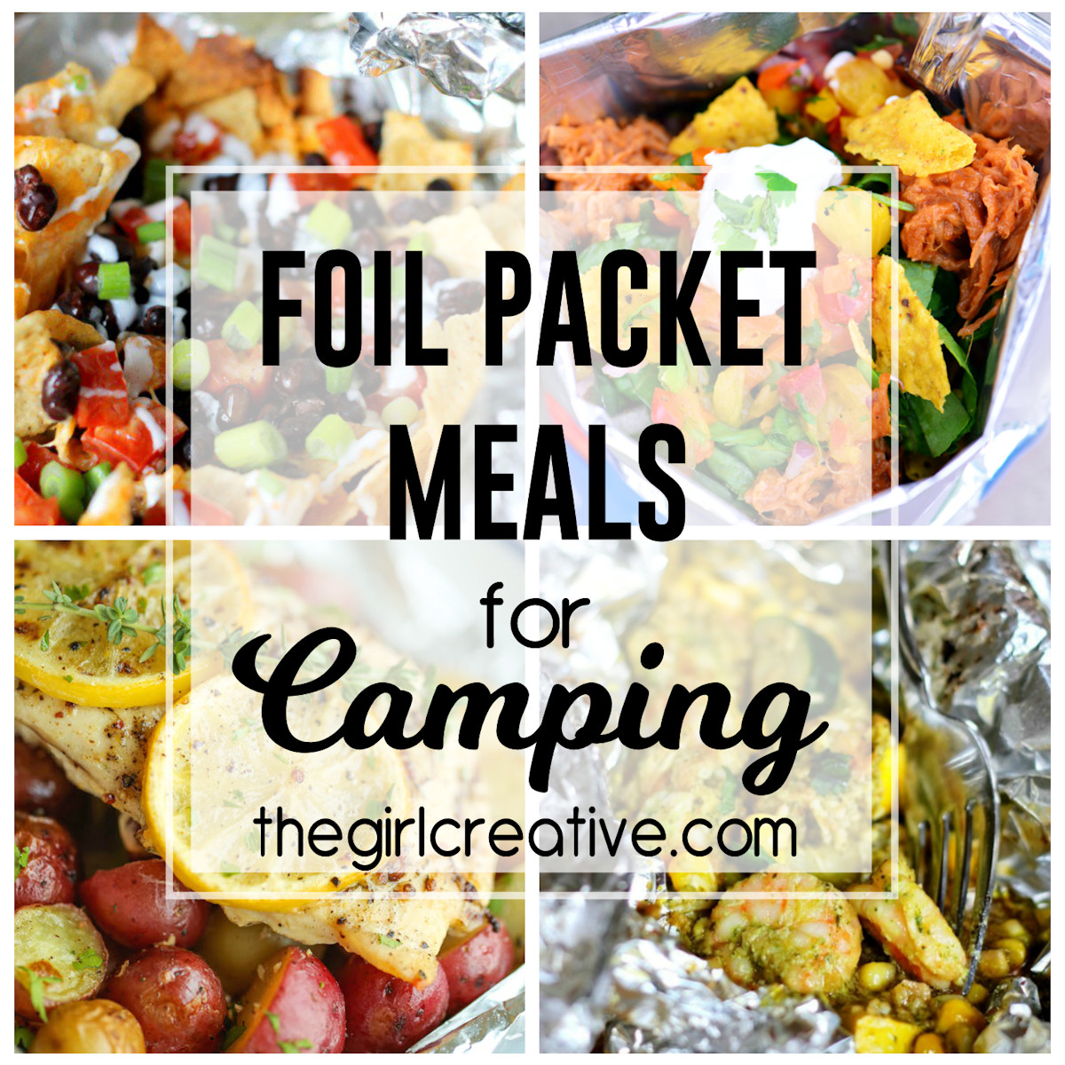 Foil Packet Dinners Camping  Delicious Foil Packet Meals for Camping The Girl Creative