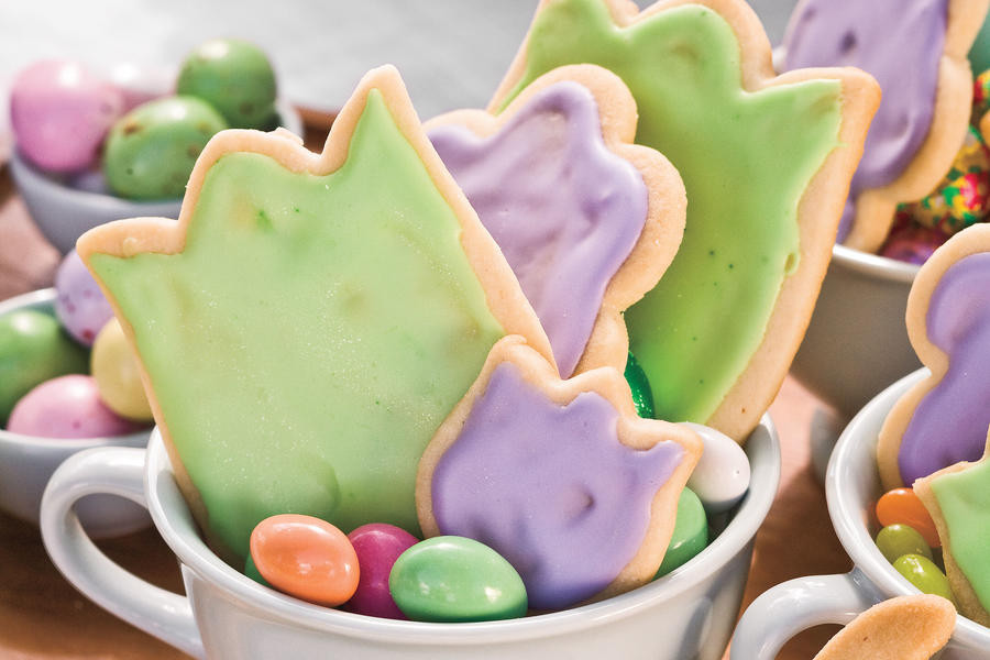 Food Network Easter Desserts  Easter Cookies Divine Easter Dessert Recipes Southern