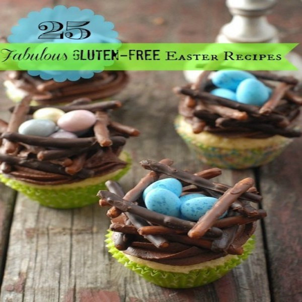 Food Network Easter Desserts  25 Gluten Free Easter Recipes – Edible Crafts