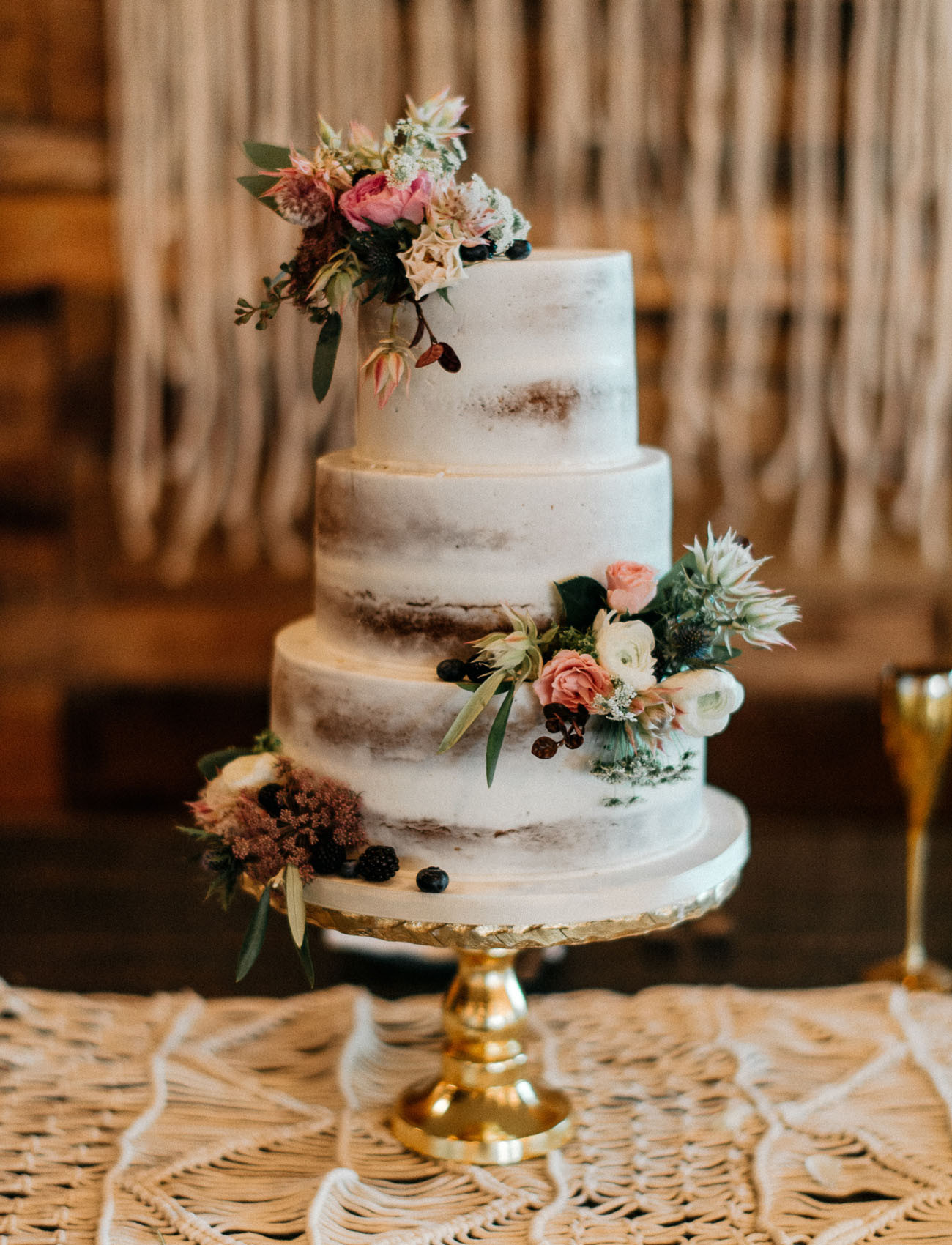 Forest Wedding Cakes  Our Favorite Wedding Cakes from 2016