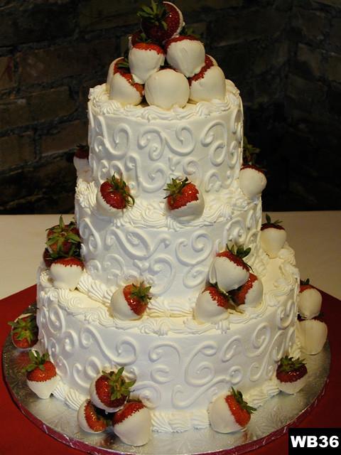 Fort Worth Wedding Cakes  Blue Bonnet Bakery Wedding Cakes