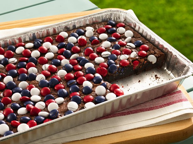 Fourth Of July Brownies  Patriotic Treats for the Fourth of July Youth