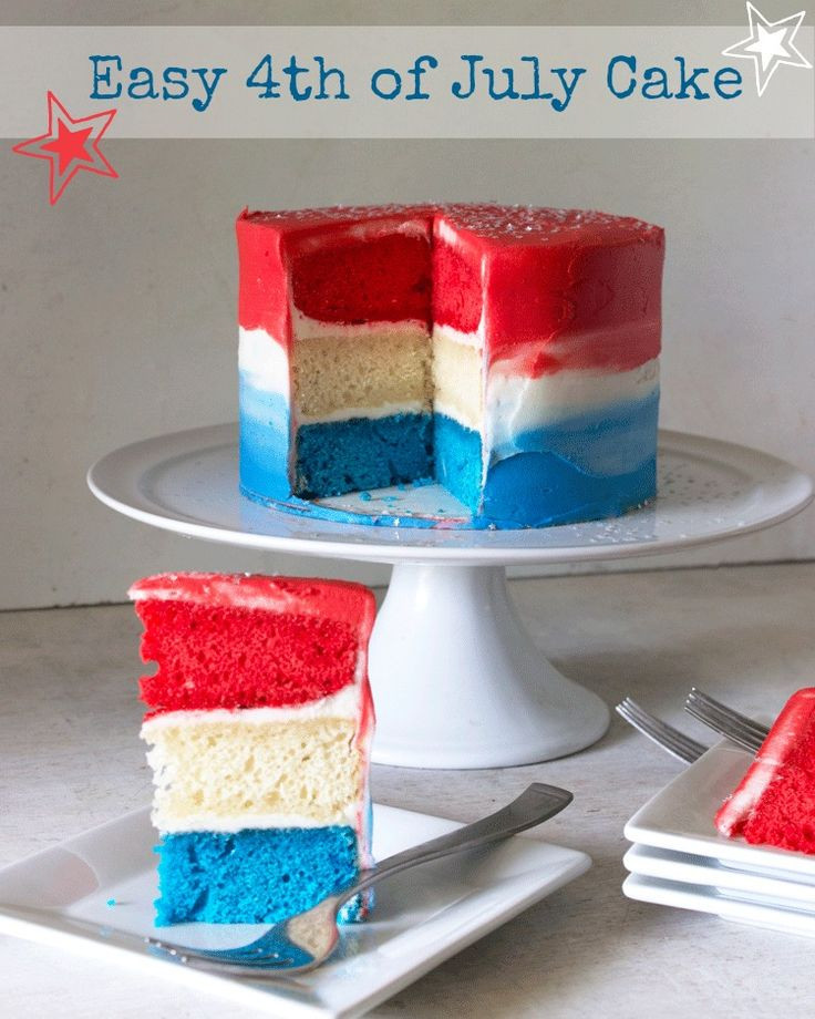Fourth Of July Desserts Pinterest  11 best images about 4th of July on Pinterest