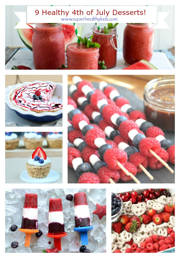Fourth Of July Desserts Recipes  9 Healthy 4th of July Dessert Recipes
