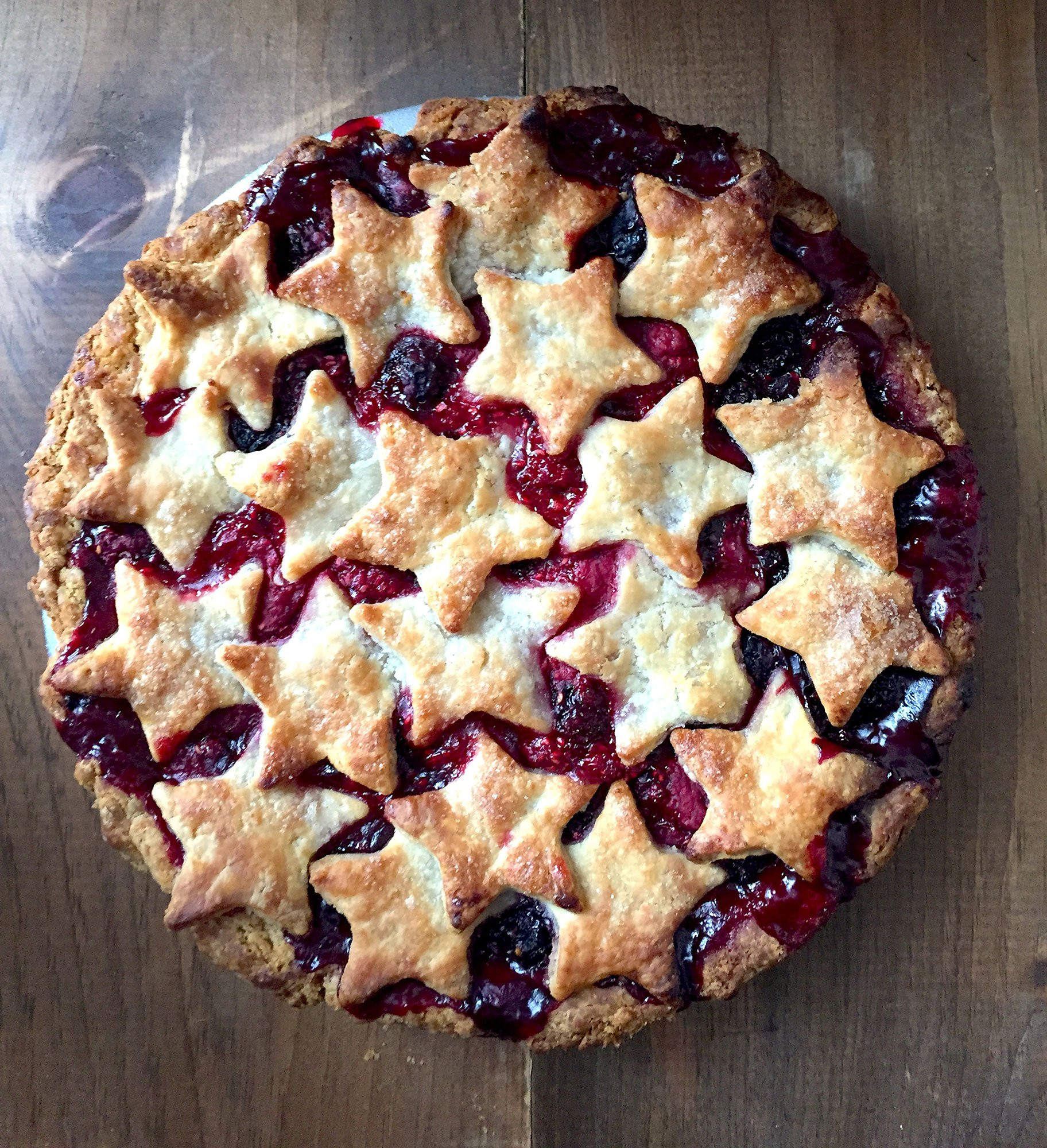 Fourth Of July Pie Recipes  The Perfect Pie Crust Recipe and 4th of July–Ready