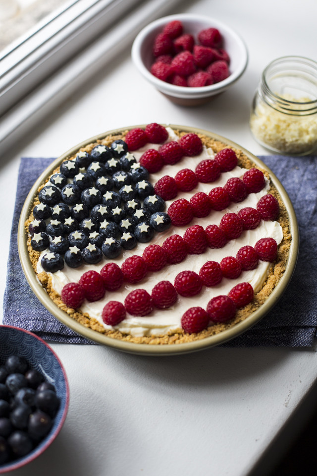 Fourth Of July Pie Recipes  Donal Skehan