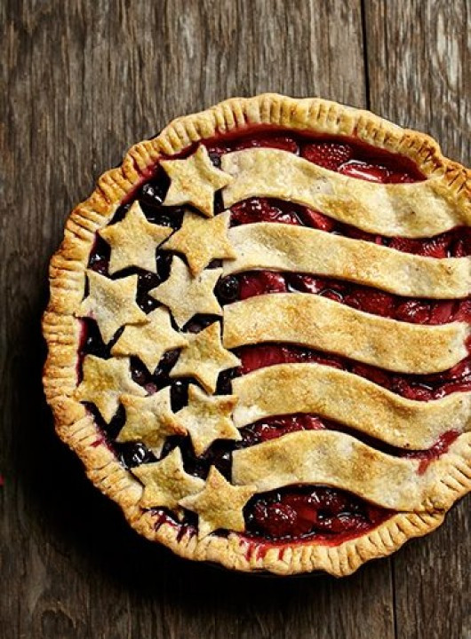 Fourth Of July Pie Recipes  DIY Food Ideas 34 Desserts Appetizers Drinks recipes for
