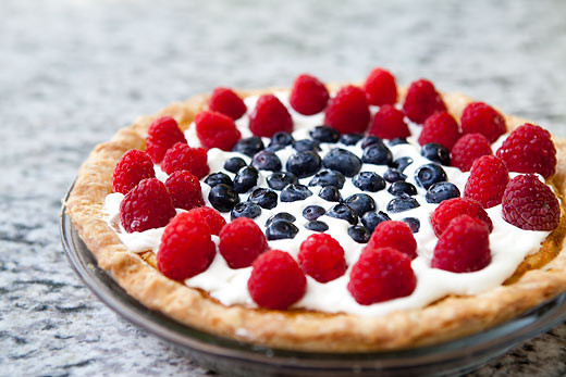 Fourth Of July Pie Recipes  Fourth of July Buttermilk Pie Recipe