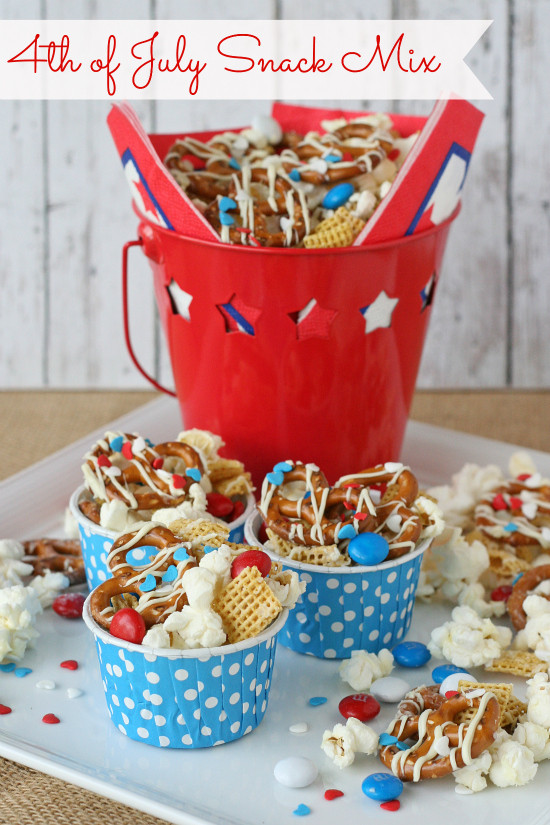 Fourth Of July Snacks And Desserts  12 Creative 4th of July Desserts – Glorious Treats