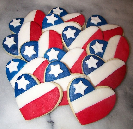 Fourth Of July Sugar Cookies  Sugar Art Cake & Candy Decorating Supplies