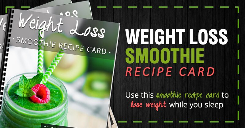 Free Healthy Smoothie Recipes For Weight Loss  Brighten Up Your Day With This FREE Weight Loss Smoothie