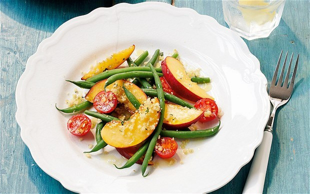 French Summer Recipes  French summer salad recipes Food salad recipes