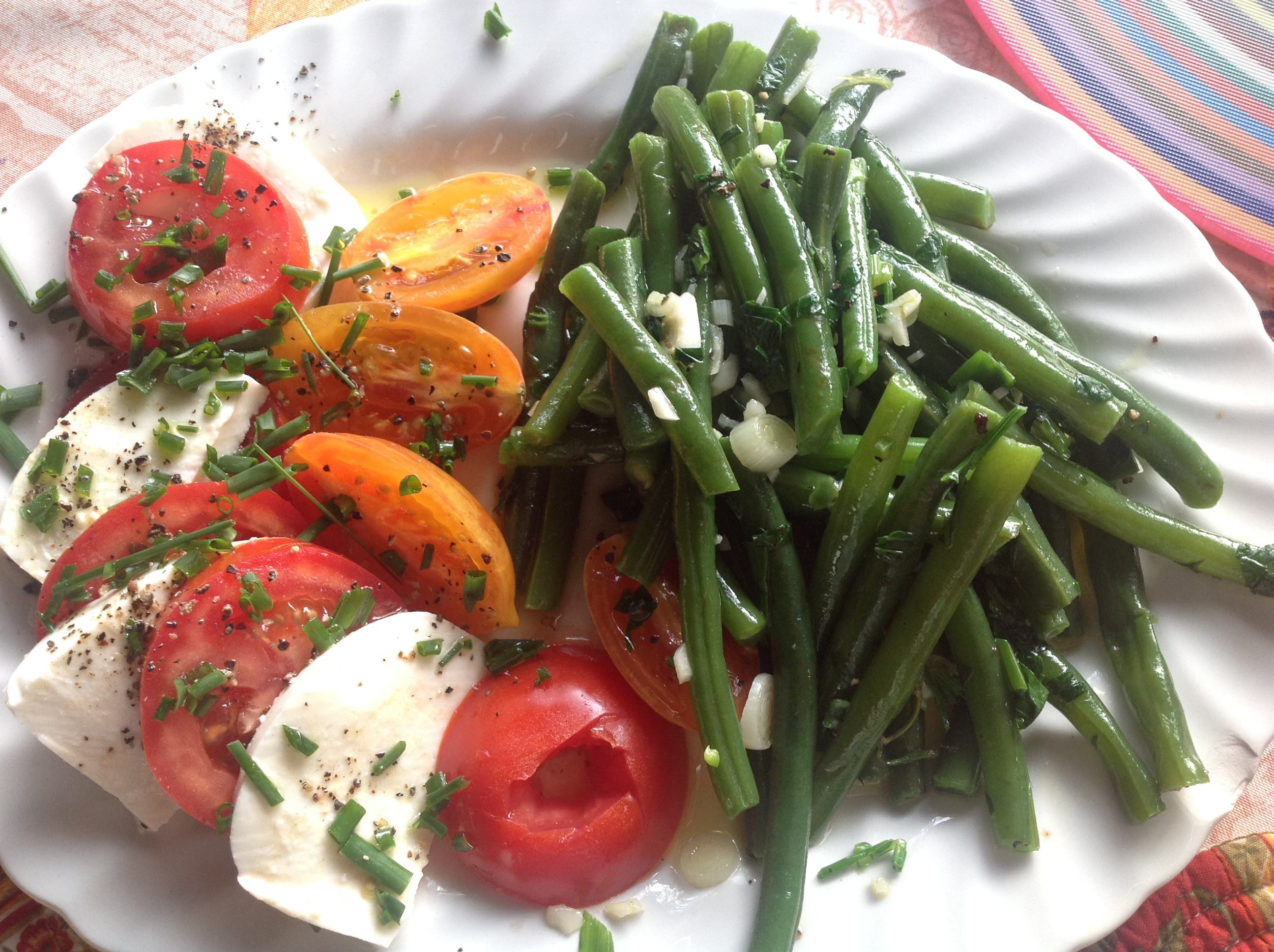 French Summer Recipes  Six Easy French Salad Recipes for Late Summer Chez Bonne