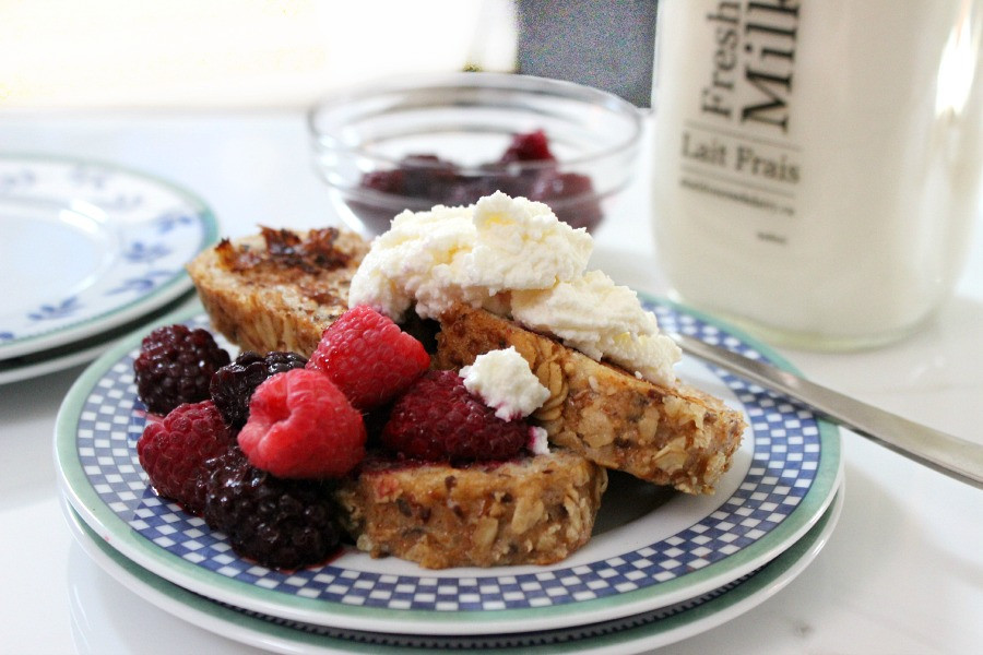 French Toast Healthy  healthy french toast