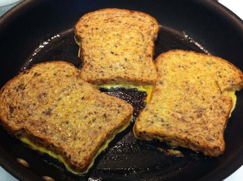 French Toast Healthy  Guilt Free French Toast Eating Rules