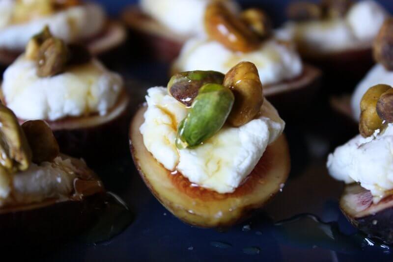 Fresh Fig Recipes Healthy  Fresh Fig Bites