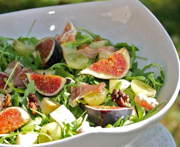 Fresh Fig Recipes Healthy  Fresh Figs Salad Recipe – Healthy Fall Salad Recipe