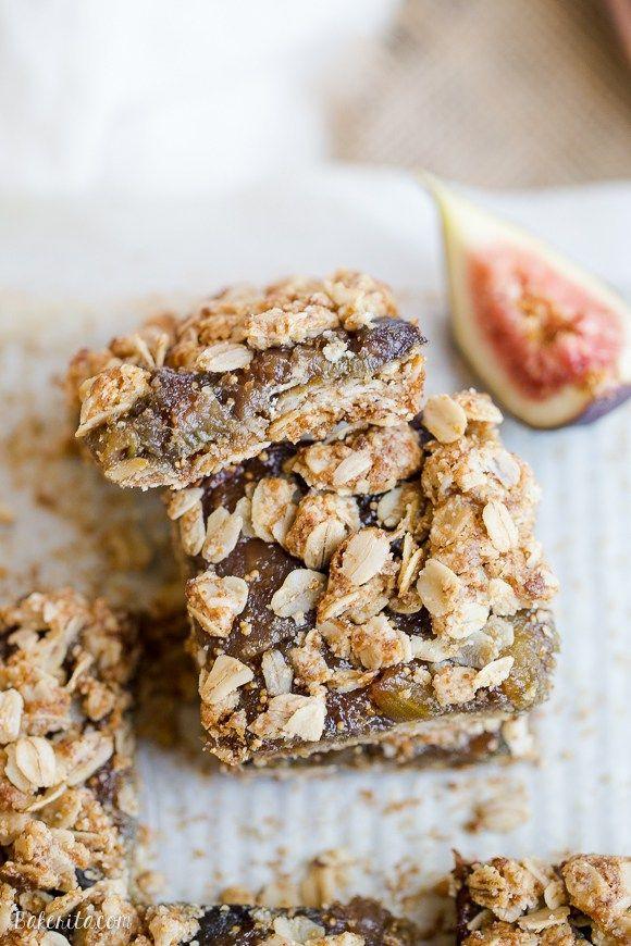 Fresh Fig Recipes Healthy  Best 25 Fig bars ideas on Pinterest