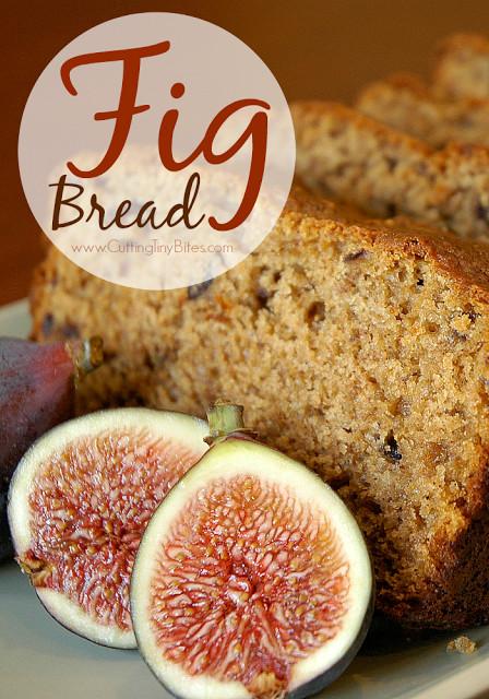Fresh Fig Recipes Healthy  Fresh Fig Bread