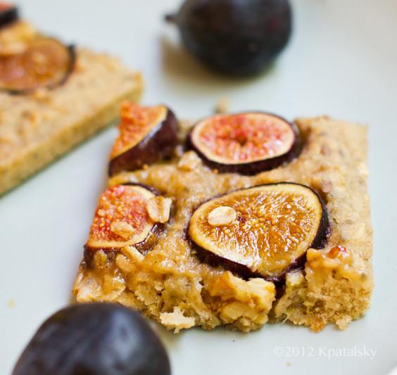 Fresh Fig Recipes Healthy  Fresh Fig Bars for Summer