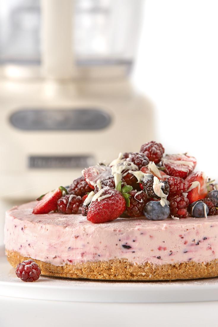 Fresh Fruit Desserts For Summer  Fresh fruit desserts for hot summer days