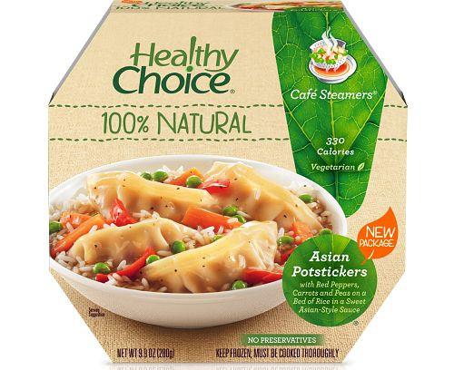 Frozen Dinners Healthy  Healthy Choice Tv Dinner Diet dutchposts